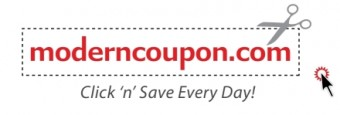 moderncoupon online coupons logo